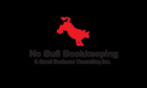 No Bull Bookkeeping logo